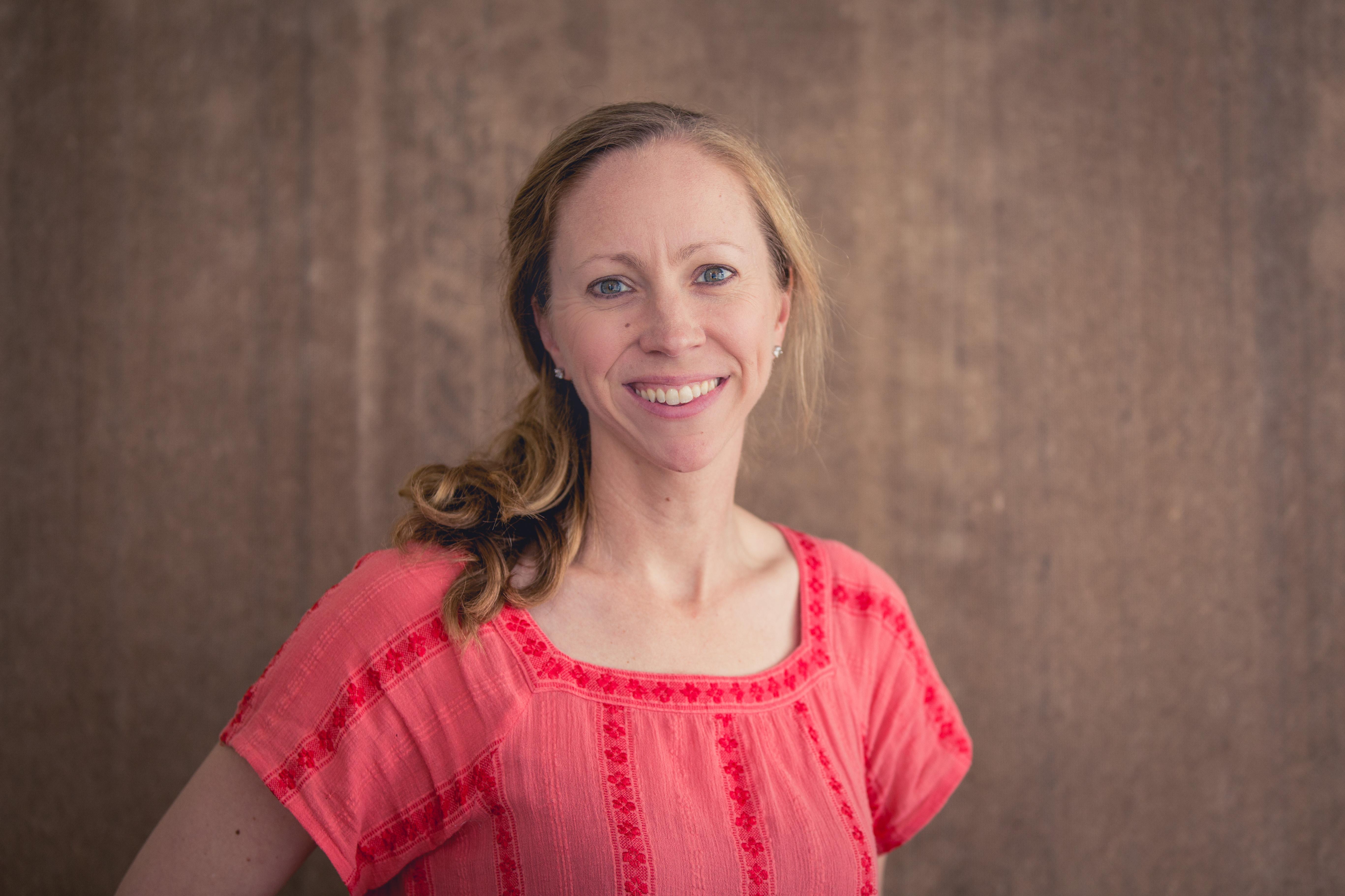 Katie Krieger Headshot
