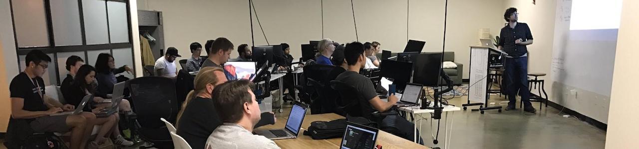 Rithm classroom d3 meetup