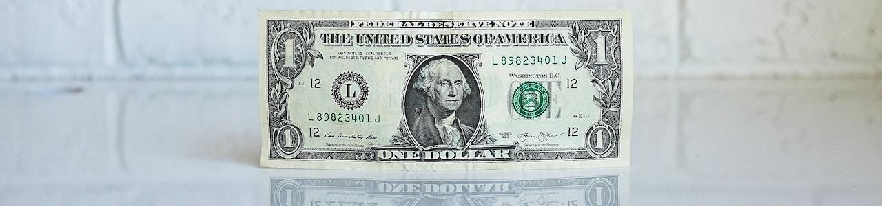 fancy dollar bill